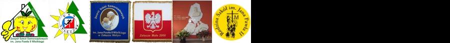 Zespół Szkół Samorządowych im. Jana Pawła II Wielkiego w Załęczu Małym